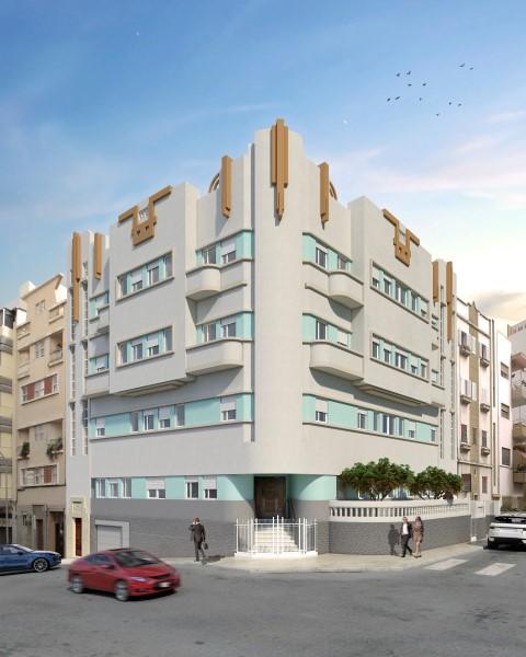 Edificio Martín - Obra nueva
