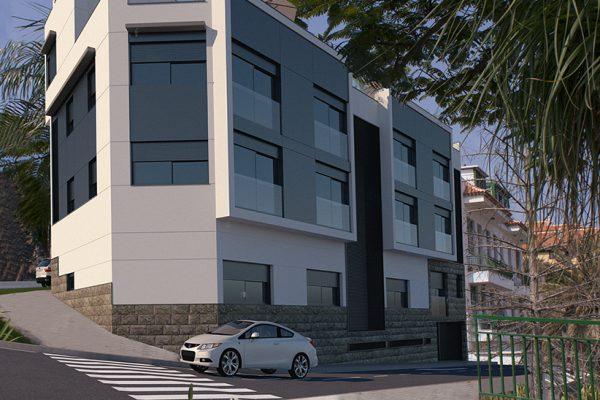 Edificio Daniela- Obra nueva